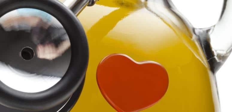 长期食用橄榄油有什么好处?