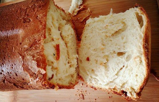 橄榄油美食系列—全麦橄榄油面包