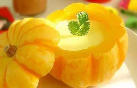 橄榄油南瓜炖蛋