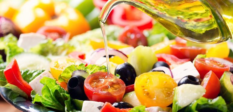 橄榄油有助于预防心血管疾病,呵护心脏健康