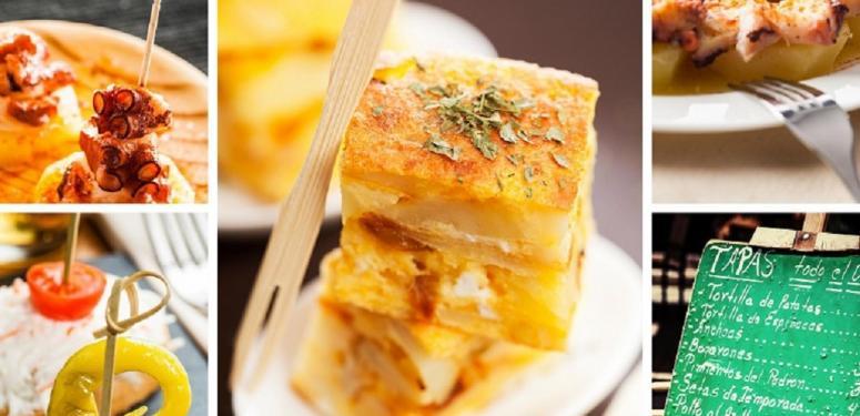 你品尝过用西班牙橄榄油做的美食吗?