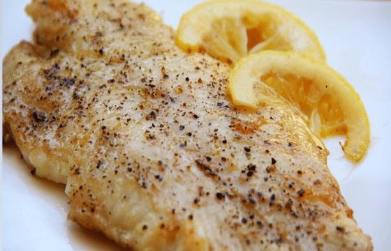 橄榄油美食——香煎龙利鱼