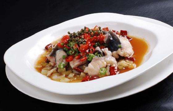 【美食与橄榄油】橄榄油熟炝鱼片