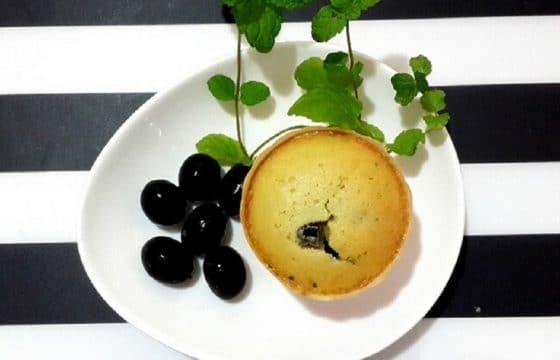 迷迭香橄榄油蛋糕