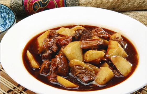 法式橄榄油制作红酒炖牛肉