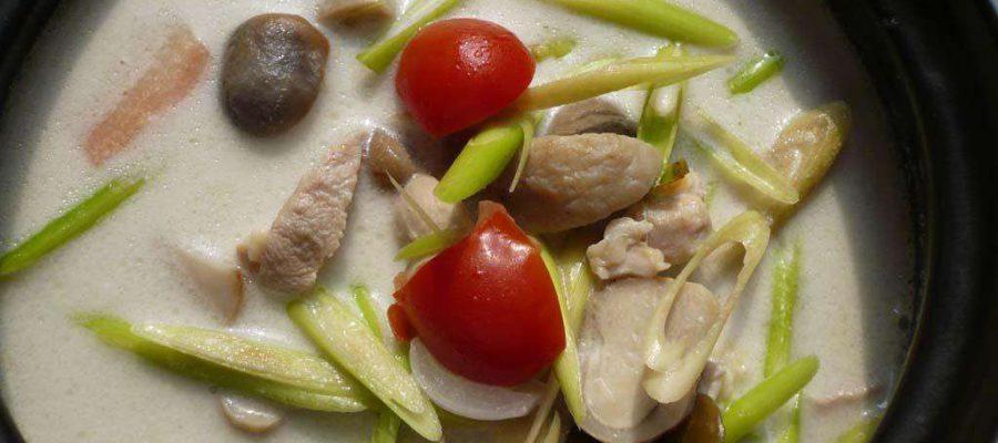 特级初榨橄榄油鲜鸡汤:秋冬的进补食谱