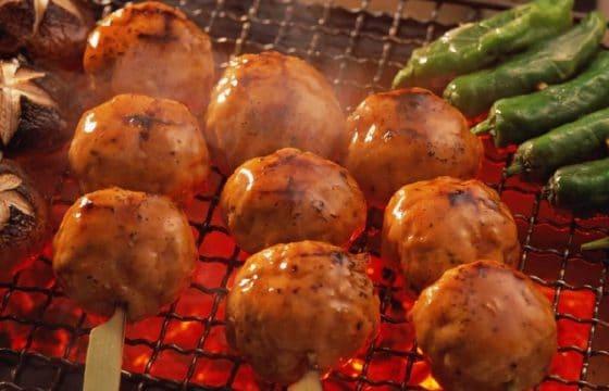 橄榄油香烤肉丸子