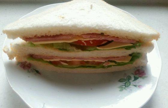 办公室食谱:3种美味三明治做法