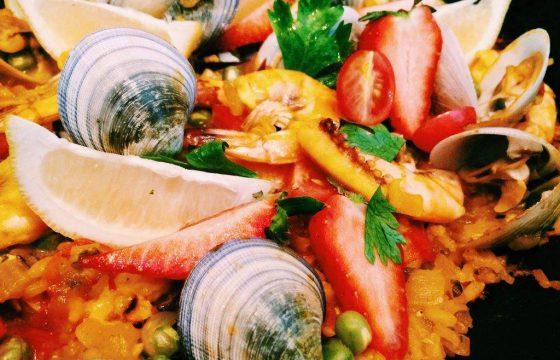如何做正宗Paella西班牙海鲜饭