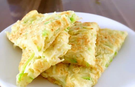 西葫芦小饼