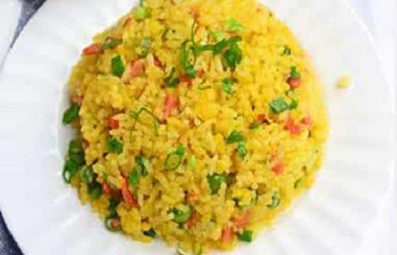 橄榄油美食系列——黄金蛋炒饭
