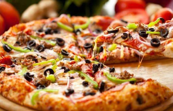 橄榄油美食系列——闪电披萨