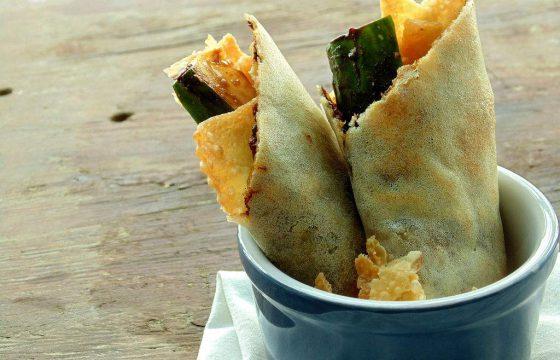 橄榄油美食系列——杂粮烧饼
