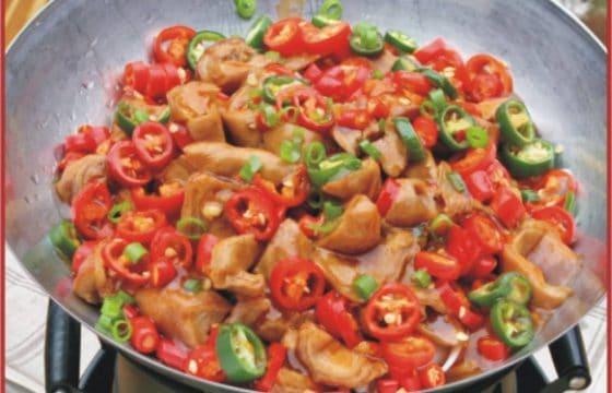 西班牙橄榄油红烧肥肠