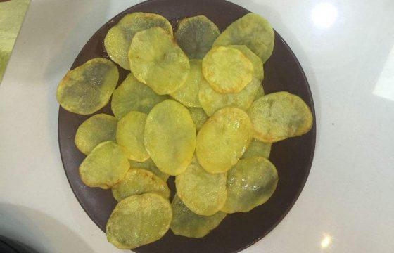 西班牙橄榄油烤土豆片