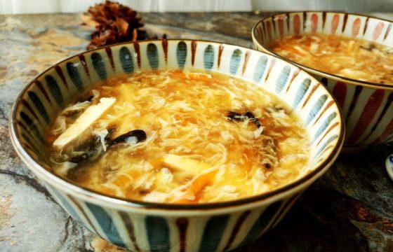 3道美味中式家常汤