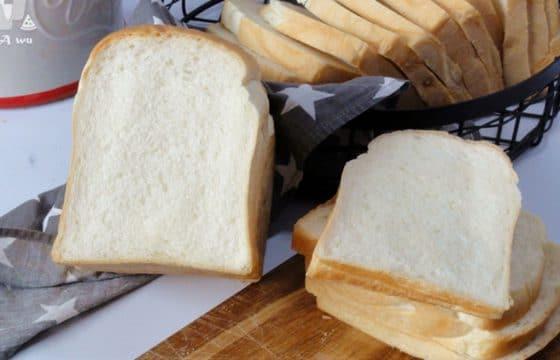 自制橄榄油吐司面包