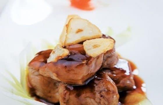 橄榄油中式炒牛肉粒