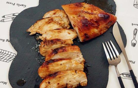 酷炫屌炸天好吃的煎鸡胸肉