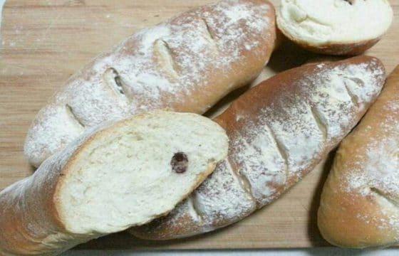 低卡低脂橄榄油面包