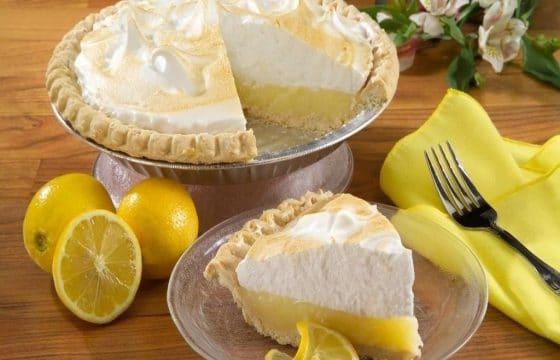 柠檬橄榄油蛋糕