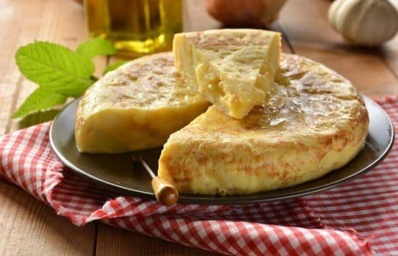 西班牙土豆饼(Tortilla)