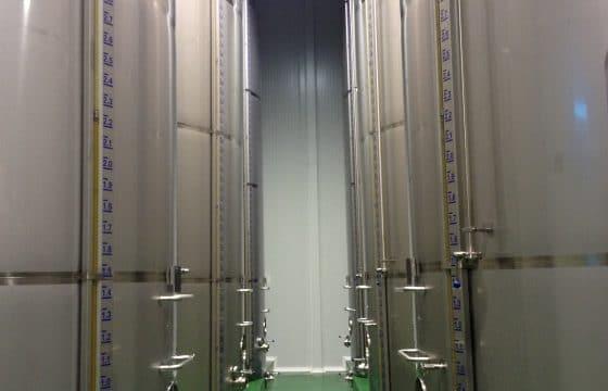 在特级初榨橄榄油中乙酯的时间演化