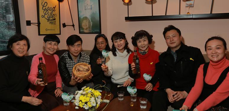 西班牙橄榄油透过 The Good Life Embassy 和上海共谱了一段恋曲